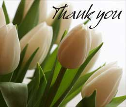 thanking gives pleasure than asking and complaining