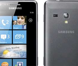 Samsung Omnia M Windows Phone launched