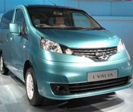 nissan evalia launches 25 september
