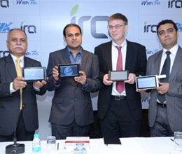 wishtel ira thing 2 tablet will support indian language