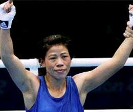 mary kom has confirmed olympic bronze