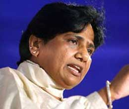 mayawati asked why districts name got changed