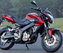 pulsar 200 ns power packed speed
