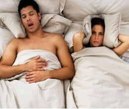 follow these steps if snoring troubles in sleeping