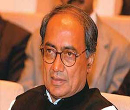 CBI probe against Digvijay
