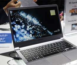samsung launches world thinnest notebook