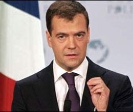 medvedev came out in support of pssi riot