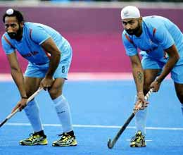 sandeep and sardar play in national