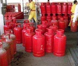 without blue book will not get lpg cylinder