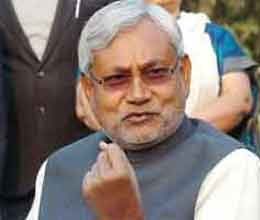 nitish kumar promises road link to 1000 rural clusters