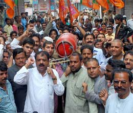 a day off in protest against fdi in bhopal
