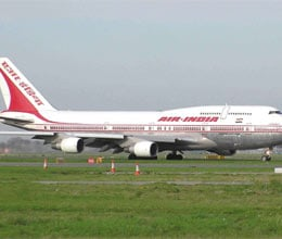 air india flights early in agra
