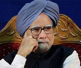 Manmohan gives tips to cabinet Minister to pace the work