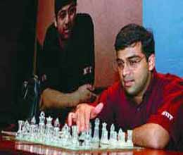 Viswanathan Anand out of title race