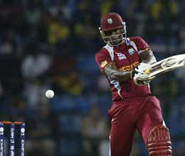 anything is possible with gayle to bat says charles