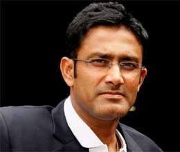anil kumble hopeful that india can draw parity at nagpur