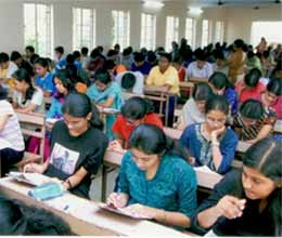 fraud students in management college seats