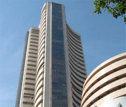 market closed with gain sensex strong