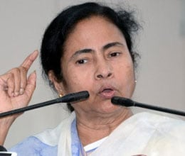 mamata banerjee is upset west bengal financial condition