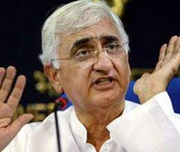 Khurshid willing for any probe but no intention to quit