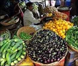 decrease in retail inflation