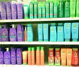 creams, shampoos and sports material prices increased in up