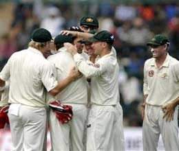 starc and siddle delivery victory to australia