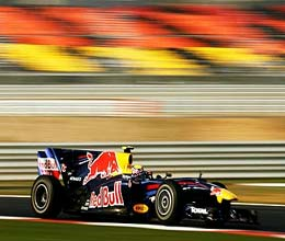 formula one cars will run faster