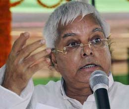 mixed effect by bihar off lalu yadav arrested