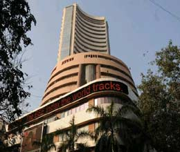 sensex looses 163 points at its closing