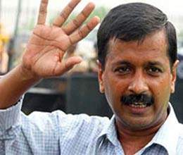 BJP said Kejriwal  'blackmailer'