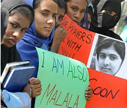 malala will soon return to pakistan says her father