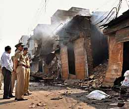 administration considered one death in Faizabad riot