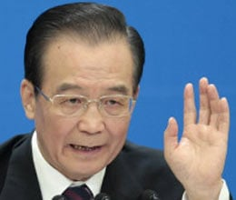 chinese premier wen Jiabao family has massive wealth report