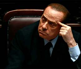 berlusconi four year tax fraud sentence cut to one year