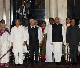 now few remaining allies in the Union Cabinet Minister
