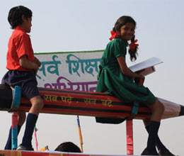 students are not getting benefit of sarva shiksha abhiyan in up