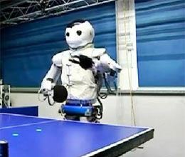 robot plating table tenis