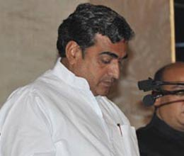 portfolio of three ministers including Kataria changed
