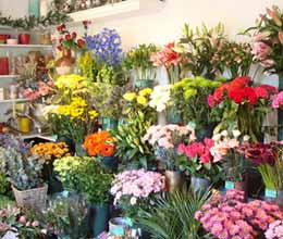 flower business is on high in election