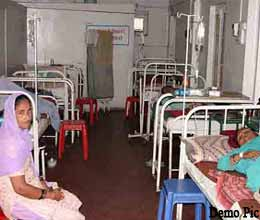 gas affected patients are still in hospital