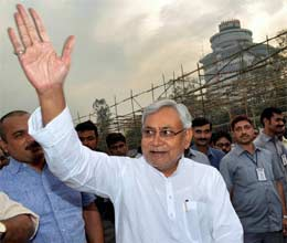 if nda discuss on pm we will give our views says nitish