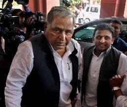 mulayam and akhilesh not reached in brahmin mahasabha