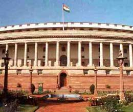 parliament adjourned over fdi and other issues