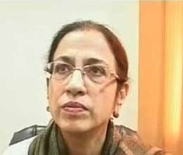 Anu Tandon in spotlight after kejriwal charges