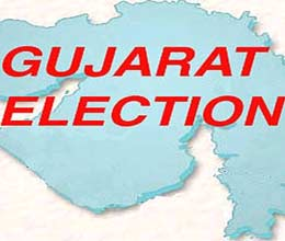 gujarat poll second round of voting paused