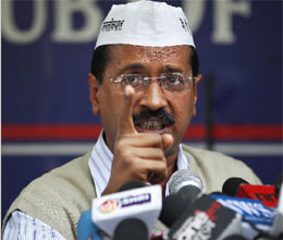 not responsible for cops death says kejriwal