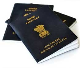 passport can be made only in capital