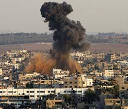 israel speeds attacks on gaza