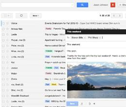 compose email on gmail easily